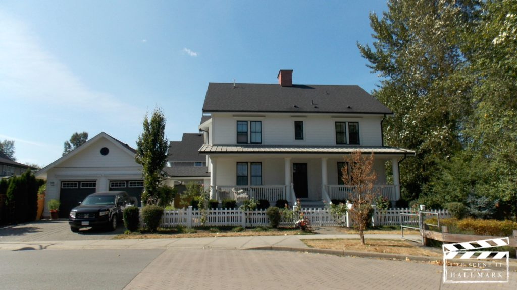 The Perfect Bride film locations as featured by Kerry on I've Scene It On Hallmark