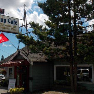 The Hilltop Cafe