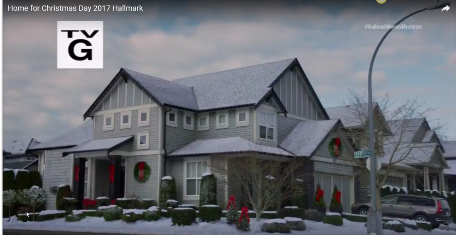 A Home For Christmas.The Home For Christmas Day House I Ve Scene It On Hallmark