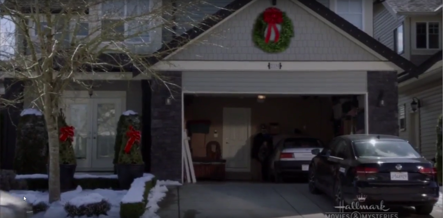 The Home For Christmas Day House Ive Scene It On Hallmark
