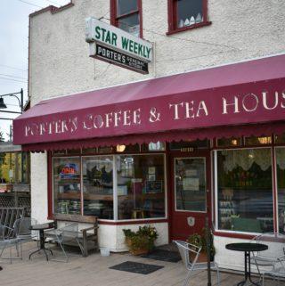 Porter's Bistro Coffee & Tea House