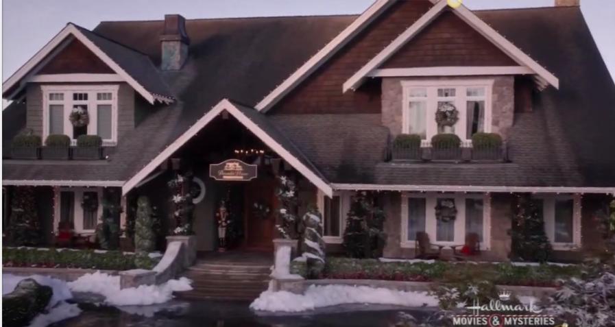 The Inn From Moonlight In Vermont Ive Scene It On Hallmark