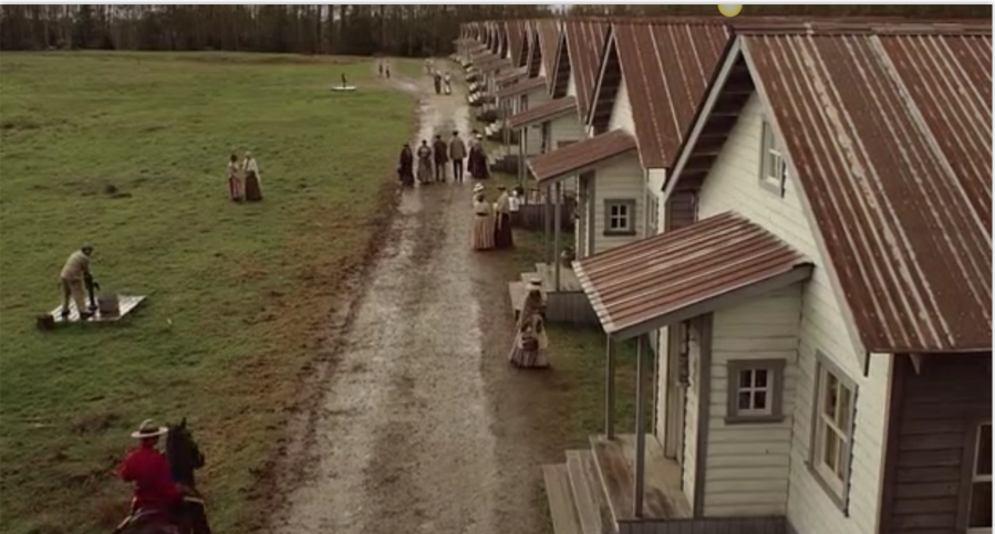 The Jamestown Movie Set From When Calls the Heart - I've