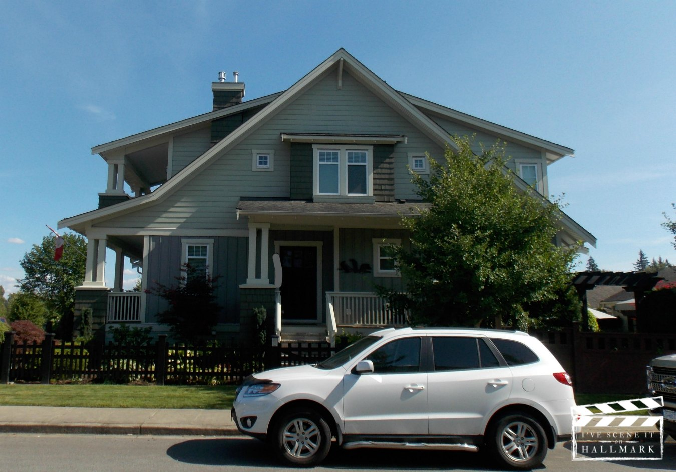 Dr  Kate's House from The Convenient Groom - I've Scene It On Hallmark