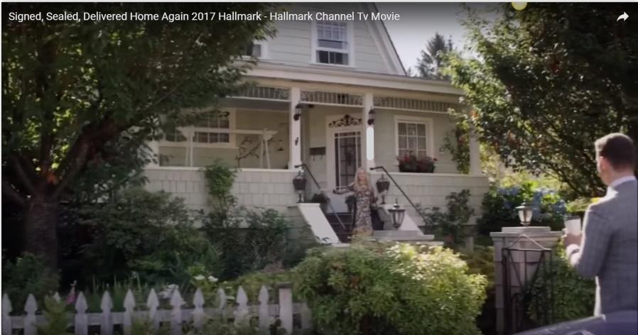 Shane S House From Signed Sealed Delivered I Ve Scene It On Hallmark